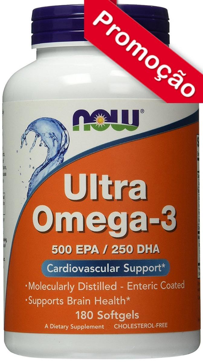816695375 menor preço ultra omega-3 - 90 caps - now 500epa 250d. Carregando zoom.