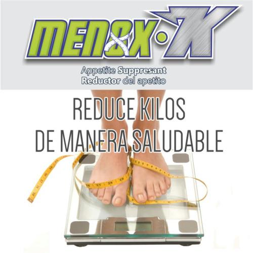 menox k suplemento adelgazante envío gratis + obsequio