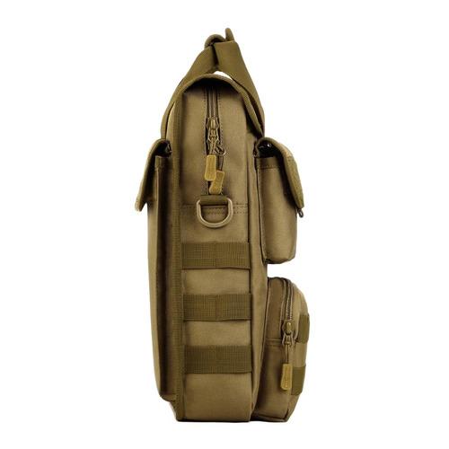 mens fashion molle tactical handbag shoulder bag military tr