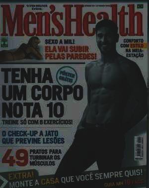 men's health 29 * victor pecoraro * gianne alberoni