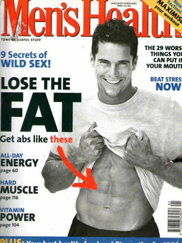 men's health * jan/fev 1999 * importada