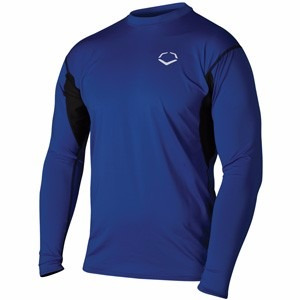 mens training long sleeve shirts talla m blue