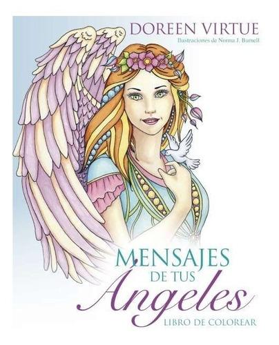 mensaje de tus ángeles colorear, doreen virtue, tredaniel