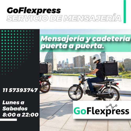 mensajeria envios flex e-commerce!