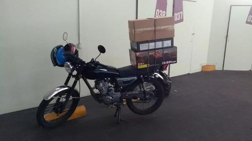 mensajeria e&p zona oeste envios traslados en moto