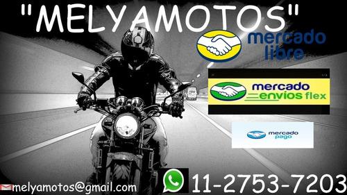 mensajería melyamotos -envios flex