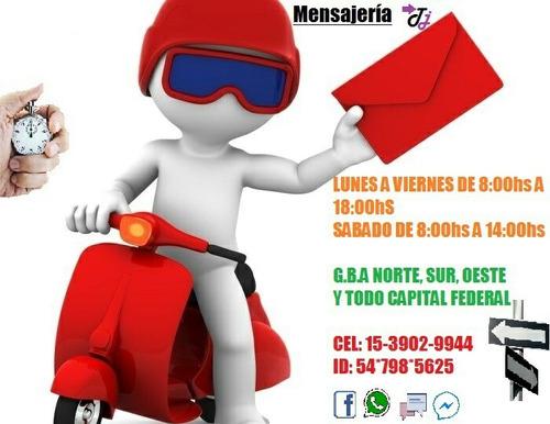 mensajeria tj servicio de mensajeria en moto