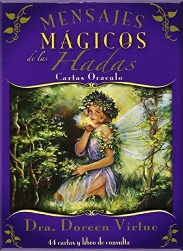 mensajes magicos de las hadas cartas oraculo - virtue doreen