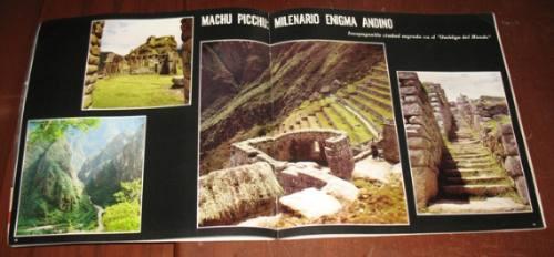 mensajes n°26 1984 machu picchu cusco pintura tamayo herrera