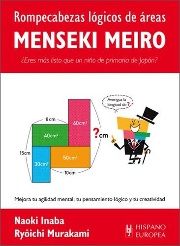menseki meiro(libro ocio)