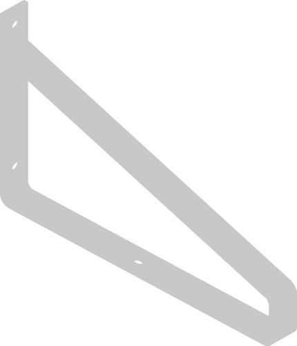 mensula kelun metalica mensulas 20cm rapi-estant