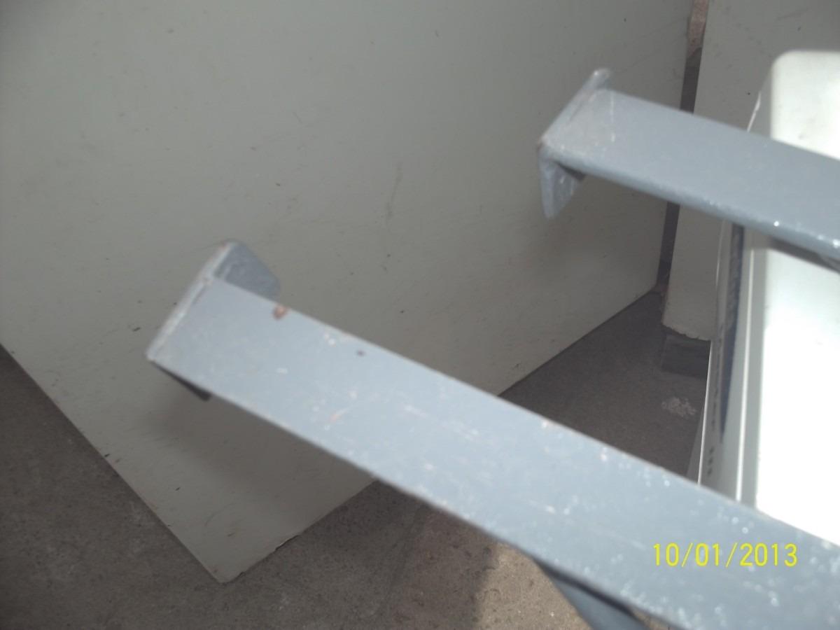 M nsulas ngulos tri ngulos p estanter as en hierro los 2 - Estanterias de hierro ...