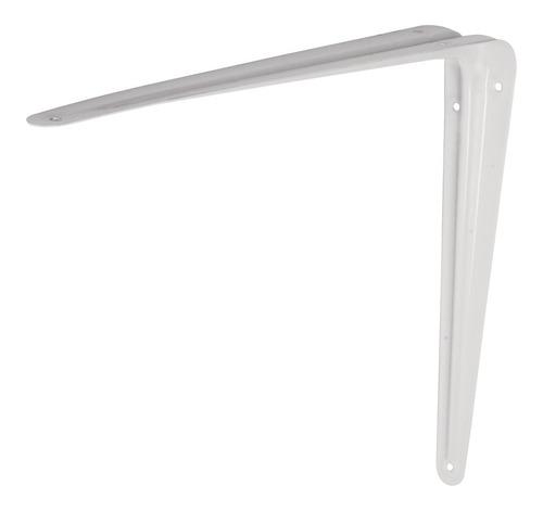 ménsulas de acero, 10 x 12 , blanco 44012