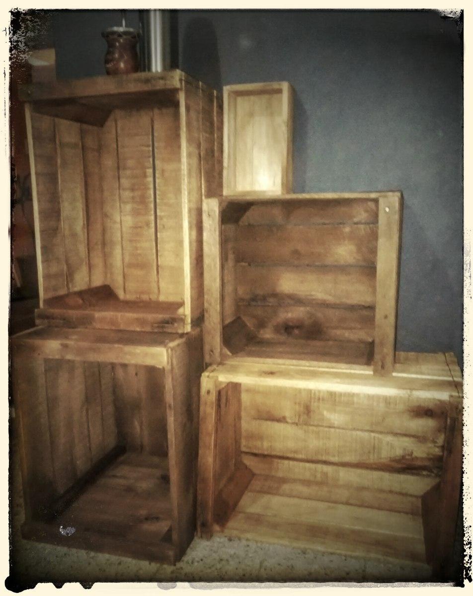 Mensulas P/ Cajones De Madera Muebles A Medida Pallet