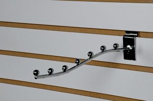 Mensulas panel ranurado para estantes madera vidrio etc 7 00 en mercado libre - Mensulas para estantes ...