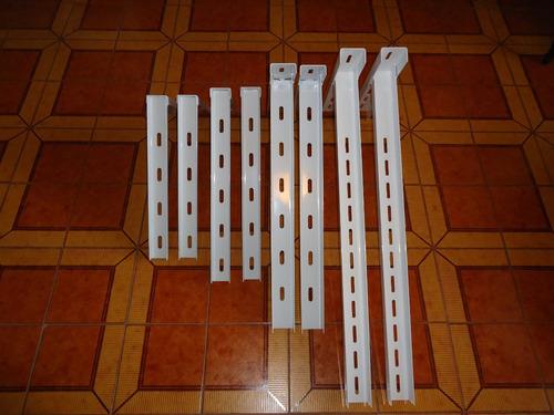 mensulas para aire de 42 cm. reforzadas