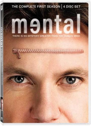 mental temporada 1 dvd - original nueva y sellada