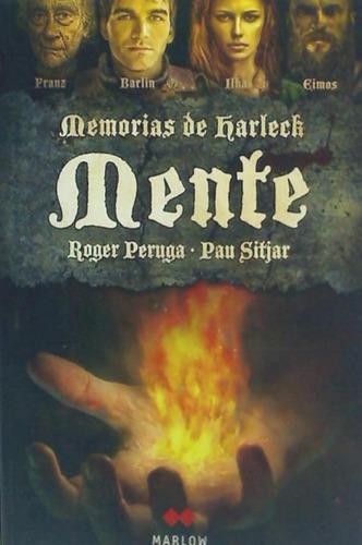 mente memorias harleck ii(libro )