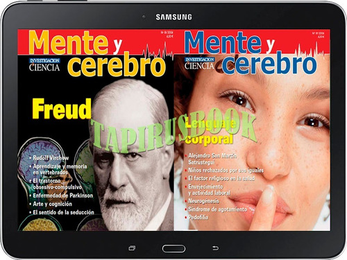 mente y cerebro pdf pack 2 completo