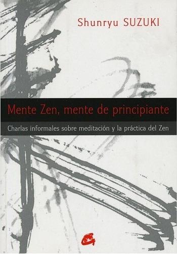 mente zen mente de principiante - shunryu suzuki - budismo