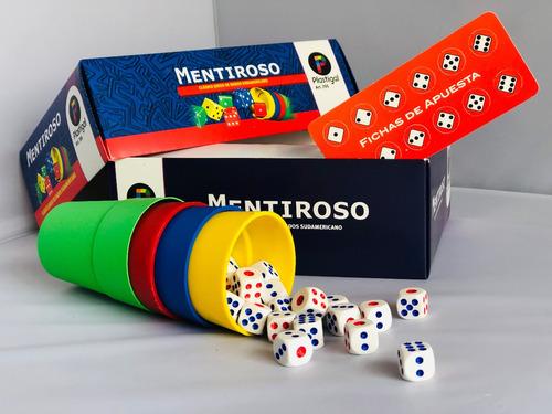 mentiroso - clasico juego de mesa