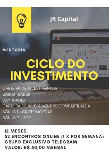 mentoria em grupo investimentos de a a z