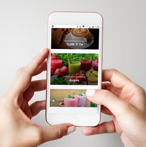 menu qr carta digital -  restaurantes bares probalo gratis!