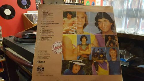 menudo de coleccion lp disco vinilo ex