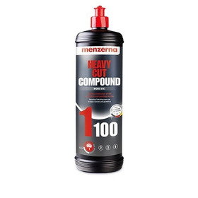 Menzerna 1100 Heavy Cut Compound - 1 Litro || Turbo