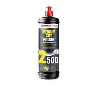 Menzerna Medium Cut Polish 2500 Pulidor Corte Medio 1lts