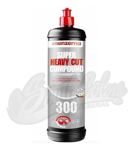 menzerna super heavy cut compound 300 southcolors
