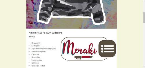 meraki - diseño web -  económico