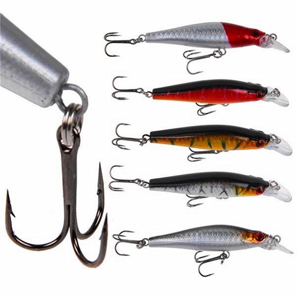 Mercado Livre Material De Pesca Isca Artificial - R  61 6c40873b84e