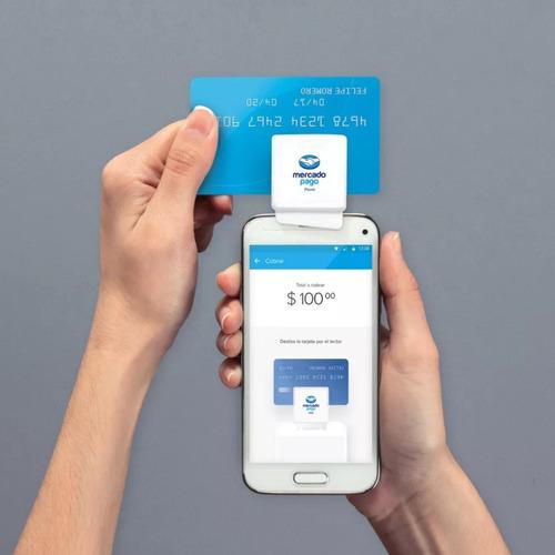 mercado pago point - lector de tarjetas de crédito y débito