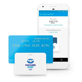 Mercado Point Bluetooth Lector Tarjetas Posnet Credito 2019