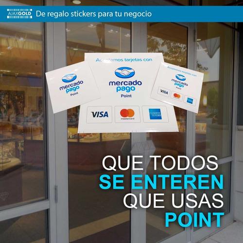 mercado point lector de tarjetas posnet credito debito 2019