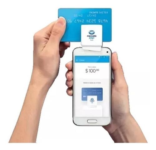 mercado point lector de tarjetas posnet credito debito