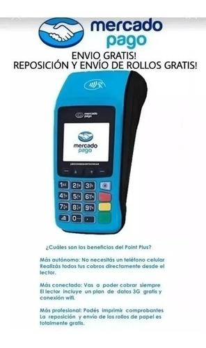 mercadopago point  plus posnet wi fi y 3g oferta limitada !