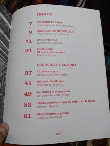 mercados de mexico