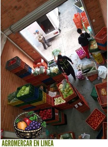 mercados en linea a domicilio todo bogota #nosalgasdecasa