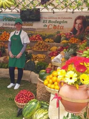 mercados: frutas, verduras y hortalizas