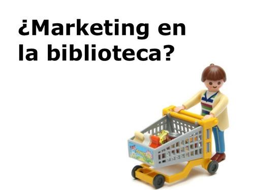 mercadotecnia estrategica para bibliotecas