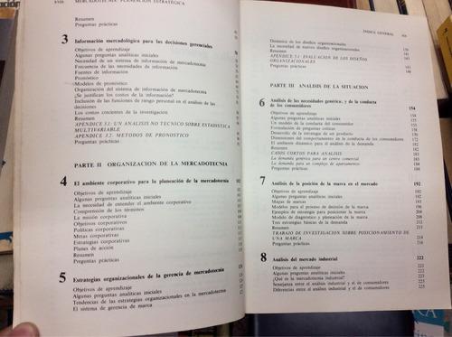 mercadotecnia - planeacion estratégica - hughes - 1986