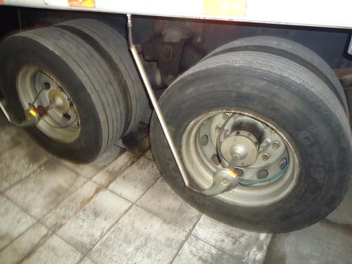 merc.benz-1720-truck baú 11,50mts