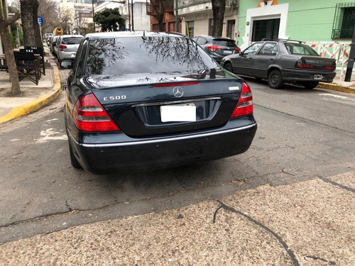 mercede benz e 500 guard
