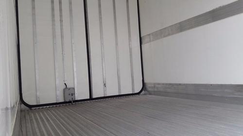 mercedes 1016 4x2 ano 2015/2016 frigorífico sem detalhes