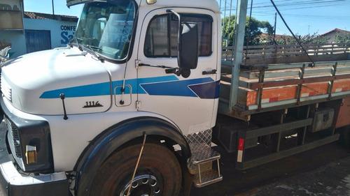 mercedes 11/14 caminhão
