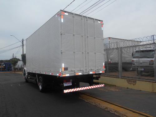 mercedes 1318 2012 baú único dono itália caminhões