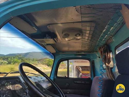 mercedes 1318 6x2 1987 com carroceria madeira