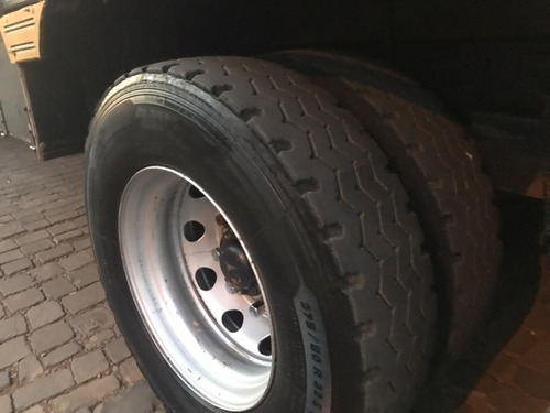 mercedes 1418 turbo reduzido 6x2 boiadeiro